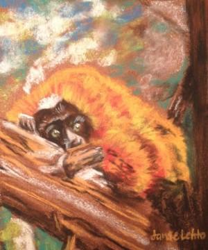 """""""Lemur"""" by Janae Lehto"""