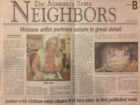 Alamance News