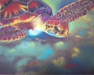 Sea Turtle_Lehto